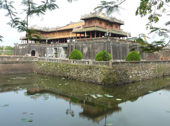 Full day sightseeing in Hue Imperial City