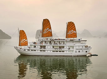 Halong Paradise Cruises (Strongly recommended)