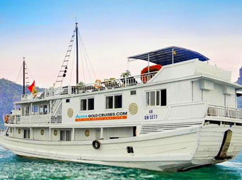 Halong Alova Gold Cruise