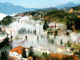 Sapa - 2 days - 3 nights (Homestay: An authentic Sapa experience)